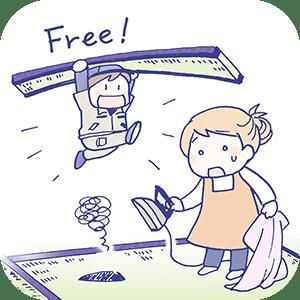 うっかり安心保障施工半年以内であれば無料でお取替えします。