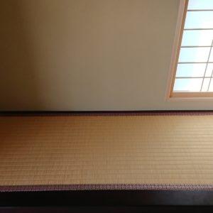 床の間の畳