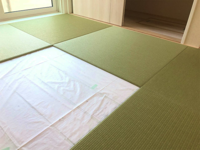 床暖房対応畳